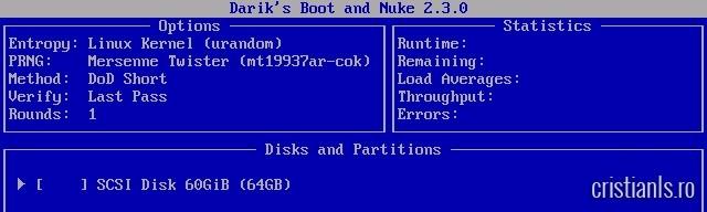 Darik's Boot and Nuke