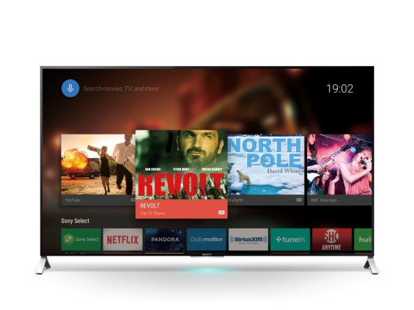 Sony BRAVIA KD-65X9000C_ANDROID