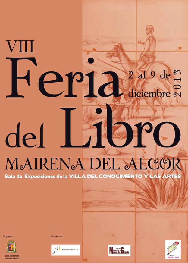 Perdidos en la Feria del Libro de Mairena del Alcor