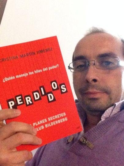 Lectores de Perdidos Javier Domínguez