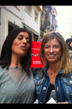 Cristina, estábamos perdidas y mira que brújula más maravillosa hemos encontrado. Saludos desde el País Vasco