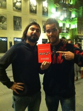 Lectores de Perdidos En las calles de Sevilla (Perdidos Club Bilderberg)