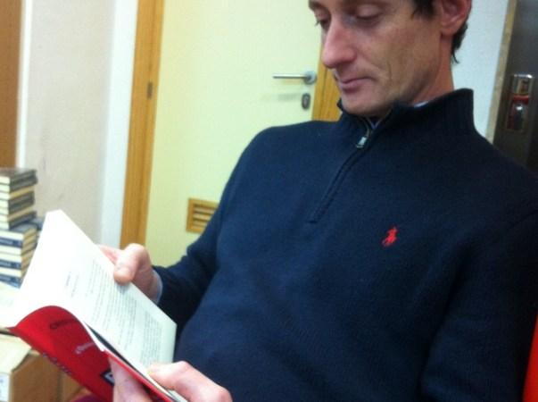 Lectores de Perdidos Federico Lopez (Perdidos Club Bilderberg)