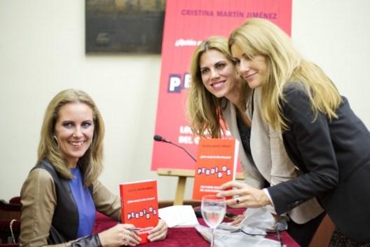 Perdidos con Cristina Martin Jimenez en el Ateneo (1)