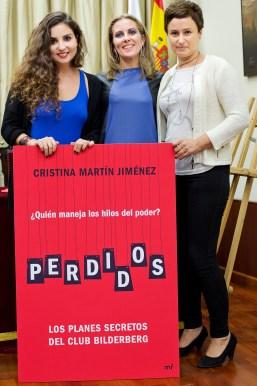 Perdidos con Cristina Martin Jimenez en el Ateneo (4)