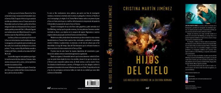 Hijos del Cielo Cristina Martín Jiménez