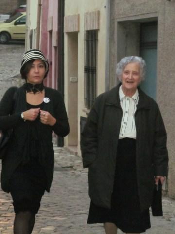 Cristina e Mamma Ida - novembre 2014