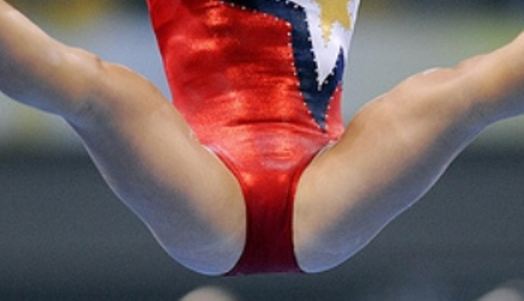 gymnast leotard rips