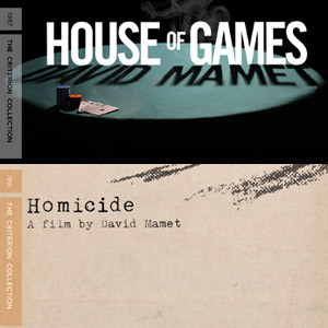 House Of Games & Homicide