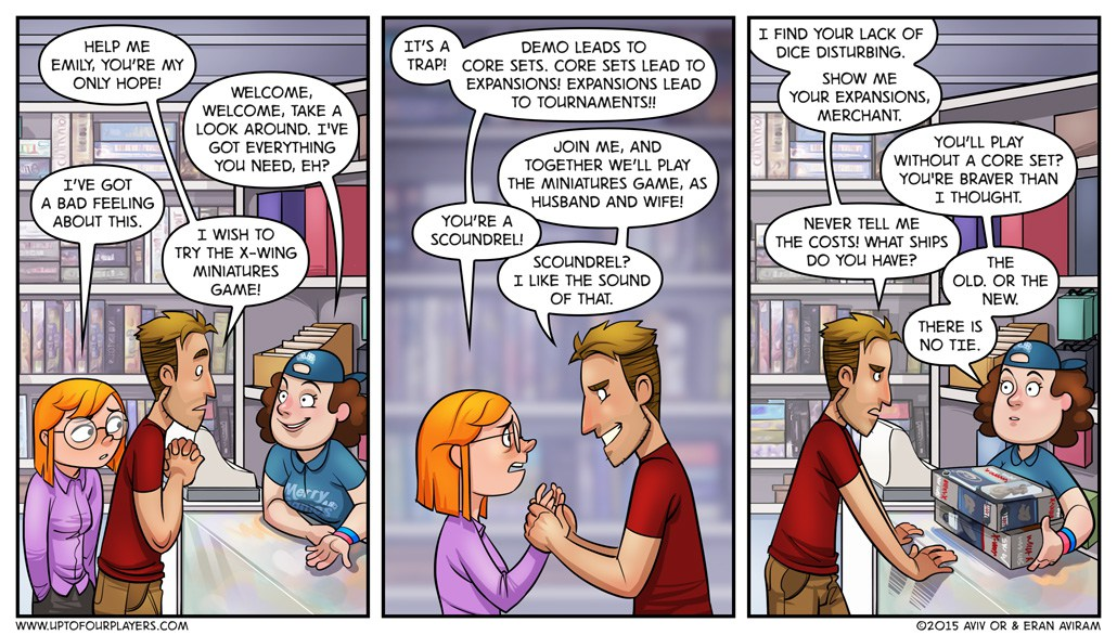 The Best Webcomics About Gaming And Rpgs
