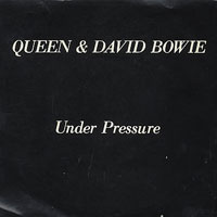 """Cover for Queen & David Bowie """"Under Pressure"""""""