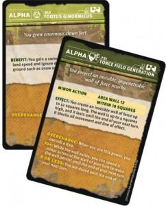 Gamma World Cards
