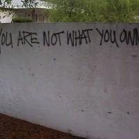 You are not what you own
