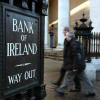 IRELAND BANK BAILOUT SHARES