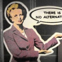 Thatcher – no alternative
