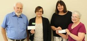 Fullerton Senior Citizen Club with Non-Profit Executive Directors