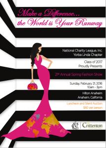 NCL 2016 Fundraiser