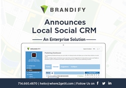 Where2GetIt Expands Brandify's Local-Social Capabilities Elevating Brand Engagement