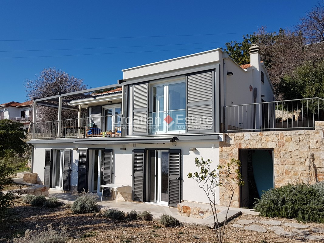 Island Haus Kaufen Island Hvar Beautiful House With Open Sea View For Sale