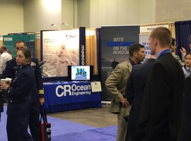 CROE Marine Exhaust Gas Scrubbers at the World Maritime Technology Conference (WMTC), in Providence, RI