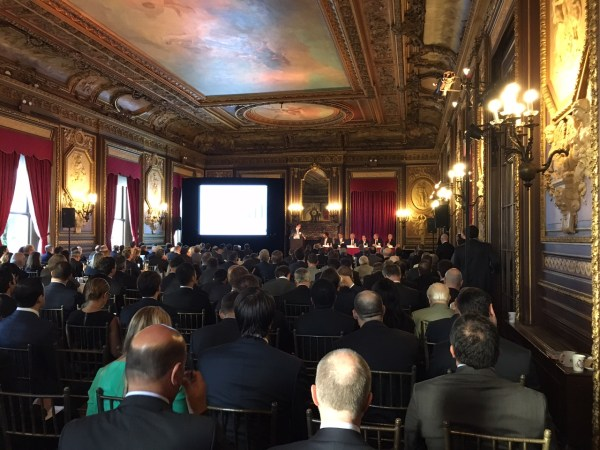 CR Ocean Engineering Sponsors New York Maritime Forum