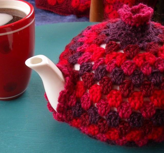 Free Or Crochet Pattern For Tea Cosy : A Cozy Tutorial! ? Crochet
