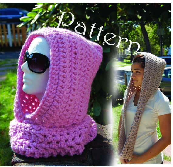 Free Knit Scoodie Pattern : GOODIE SCOODIE   Crochet