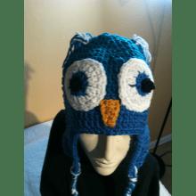 cro owl hat 0113