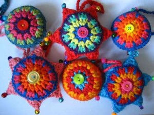 cro colorful thread ornaments 1213