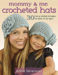 cro mommy hats book 0414