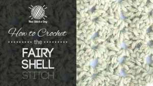 cro fairy shell stitch 0814