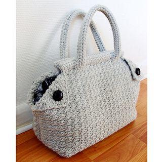 Raverly Find ? Derek Bag ? Crochet
