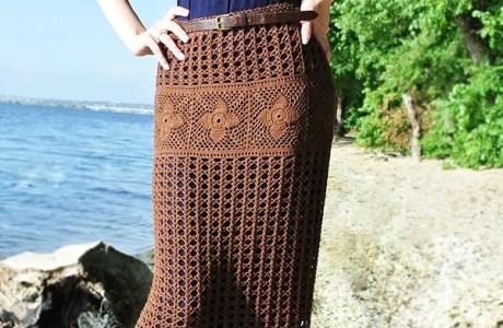 Free Crochet Pattern Maxi Skirt : crochet-maxi-skirt-free-pattern