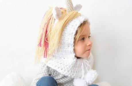 Free Pattern – Magical Unicorn Beanie