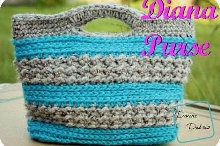 Free Pattern – Diana Bag