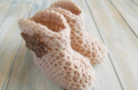 How To Crochet Video – Cowboy Booties