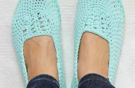 How To Crochet On Flip Flops