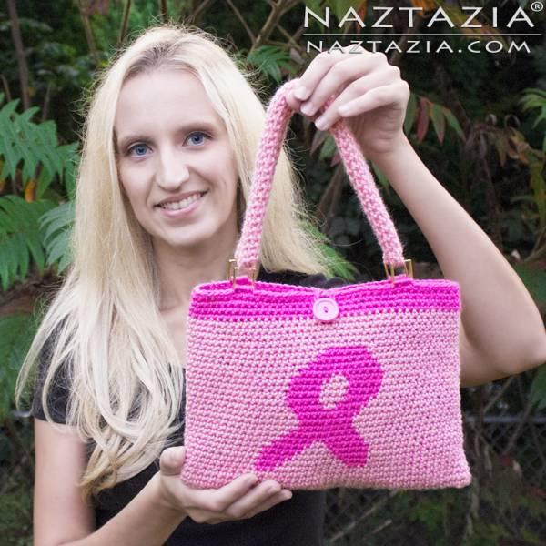diy-tutorial-free-pattern-pink-awareness-ribbon-breast-cancer-tapestry-crochet-handbag-bolsa-purse-bag
