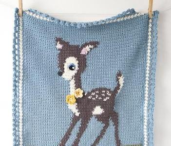 Crochet Baby Deer Pattern : Crochet Pattern ? Mini Santa Hat ? Crochet