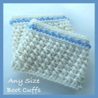 Any Size Boot Cuffs
