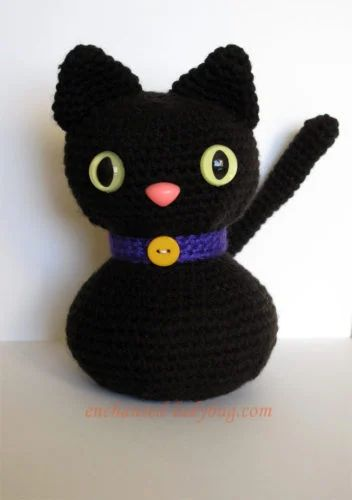 free crochet patterns by cats