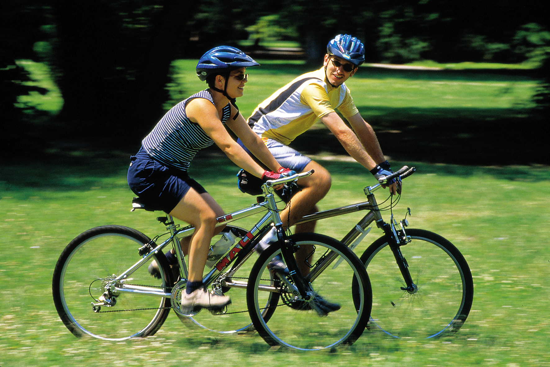 Cycling Images