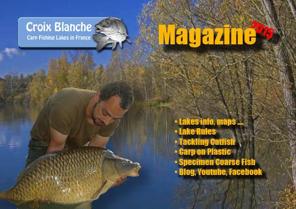 Croix Blanche 2015 brochure
