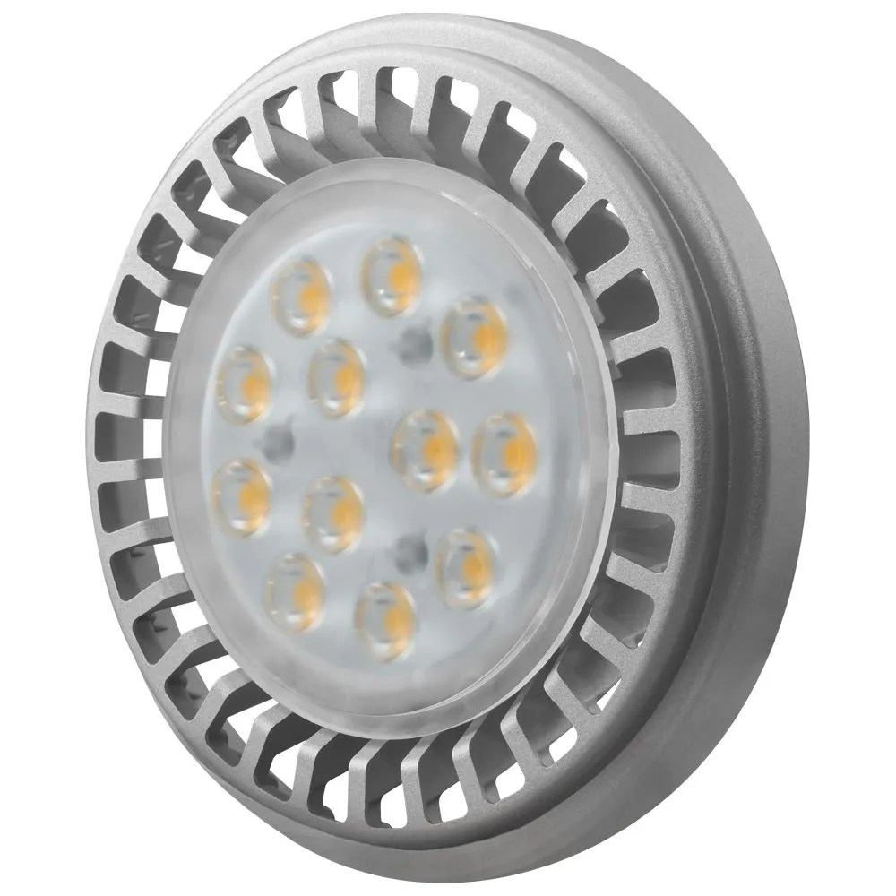 Led G53 9127 Led Ar111 12v 12 5w 3000k G53 Crompton Lamps Ltd