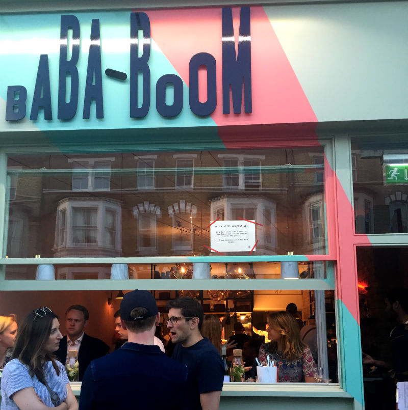 baba-boom-outside-clapham-london-eileen-cotter-wright