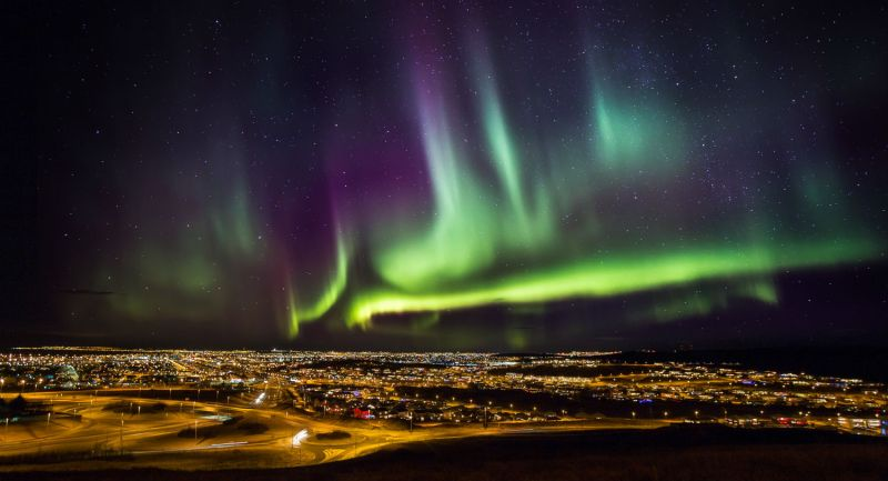 iceland tourism board northern lights