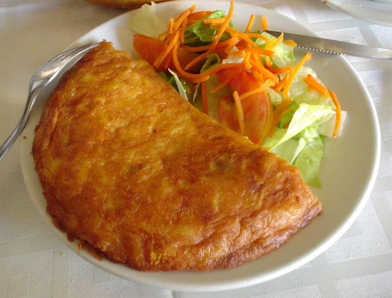 tortilla espanola via flickr