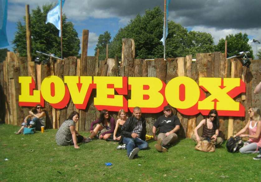 lovebox festival london via flickr