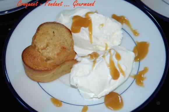 cœurs moelleux de caramel - sorbet au mascarpone - janvier 2009 053 copie