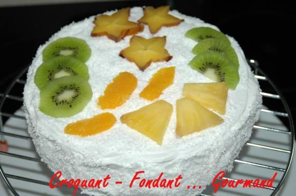 Biscuit caramel aux fruits exotiques - avril 2009 100 copie